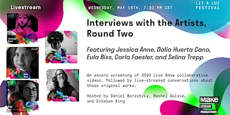 Interviews with the Artists, Round Two entradas