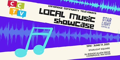Cambridge Community Television's Local Music Showcase tickets