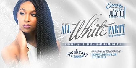Encore All-White Party  | 7.11 tickets