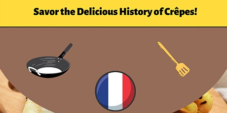 Origins of a French Specialty - Crêpes Tickets