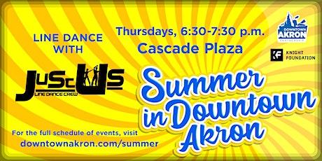 Downtown Line Dancing - Thursdays tickets