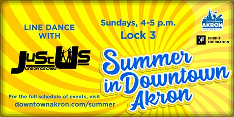 Downtown Line Dancing - Sundays tickets