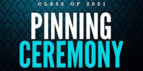Class of 2021 Pinning Ceremony entradas
