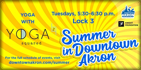 Downtown Yoga tickets