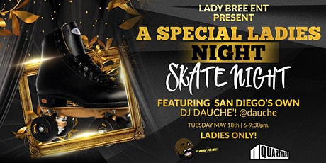 Ladies Night!  Roller Skates + Taco Plates tickets