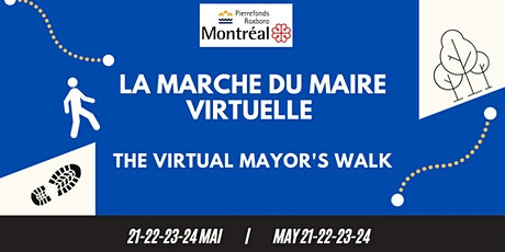 Marche du maire de Pierrefonds-Roxboro : Inscription /Registration tickets