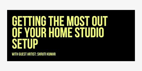 August Femme House Session: Getting the Most out of Your Home Studio Setup tickets