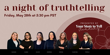 A Night of Truthtelling  - Spring 2021 Graduation Performance tickets