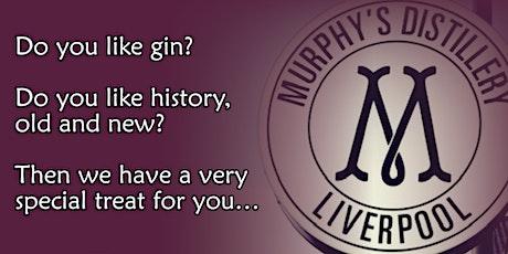 Murphy's Distillery & Bar / Hidden Liverpool Northern Docks Tour tickets