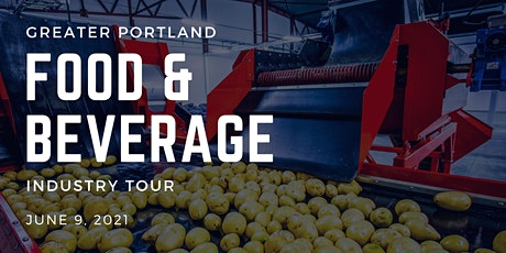 Greater Portland Industry Tour: Food & Beverage tickets