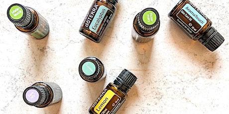 Introduction aux huiles essentielles billets