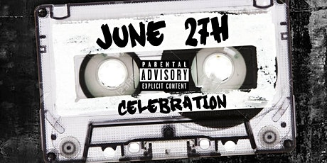 Hip Hop Pop Up Shop June 27th Celebration tickets