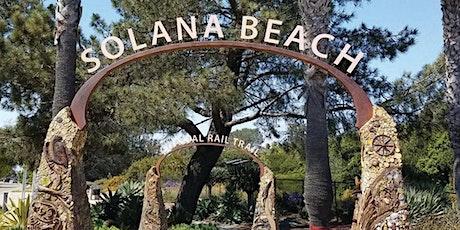 TREK guided Tour of Solana Beach Scavenger Hunt tickets