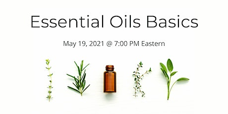 Essential Oils Basics! tickets