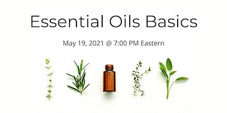 Essential Oils Basics! tickets