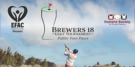 Brewers 18 Golf Tournament - Puttin' Fore Paws tickets