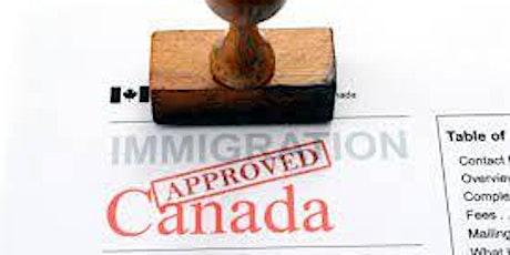 Des cours de préparation au TEF Canada  (expression écrite/orale) billets