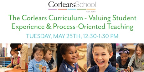 Corlears Curriculum -Valuing Student Experience & Process-Oriented Teaching tickets