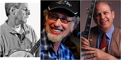 Banjo Masters: Jeff Jaros, Dick Weissman and Pete Wernick tickets