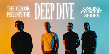Deep Dive Online Concert Series: VIP ZOOM EXPERIENCE - Part #1 Tickets