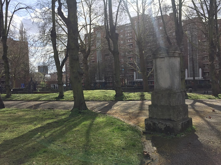 Walk:In the Footsteps of Mary Wollstonecraft image