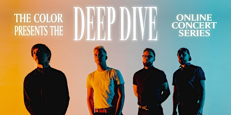 Deep Dive Online Concert Series: Acoustic - PART #1 tickets