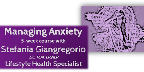 Managing Anxiety tickets