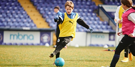 Chester FC Soccer School - May half-term tickets