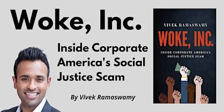 Happy Hour with Vivek Ramaswamy, Author of Woke, Inc. tickets