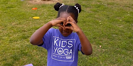 May 26 FREE&FUN Outdoor Kids Yoga Class(Moreno Valley-TownGate Memorial Prk tickets