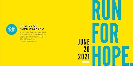 Friends of Hope  Walk + 5K Run tickets