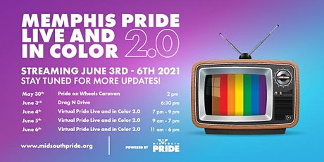 Memphis Pride Live and in Color 2.0 tickets