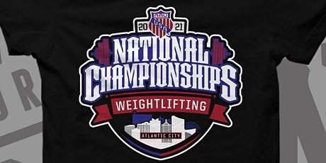 2021 AAU National Olympic Weightlifting Championships tickets