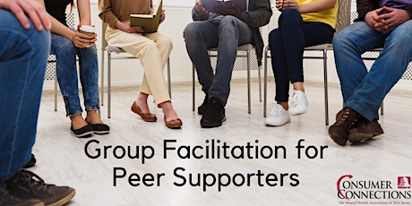 Group Facilitation for Peer Supporters tickets