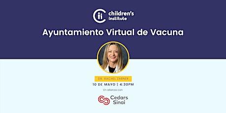 Ayuntamiento Virtual de Vacuna tickets
