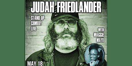 Judah Friedlander: Live Stand-up Comedy tickets