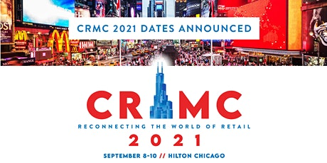 CRMC 2021: Reconnecting The World Of Retail tickets