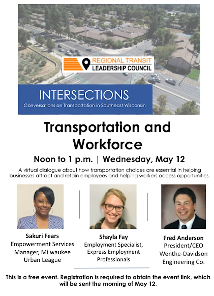 Intersections: Transportation and Workforce image