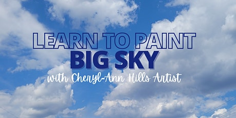 Learn to Paint Big Sky tickets