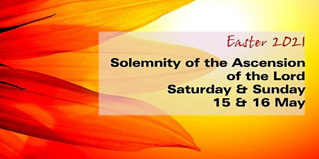 The Solemnity of the Ascension of the Lord tickets