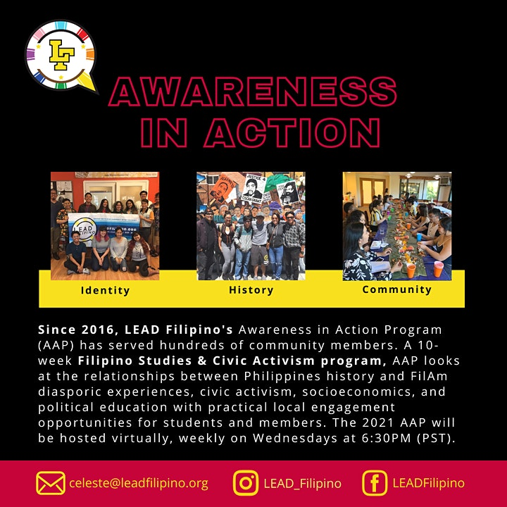 2021 Awareness in Action Program image