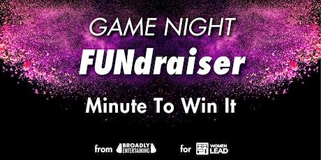 Game Night FUNdraiser tickets