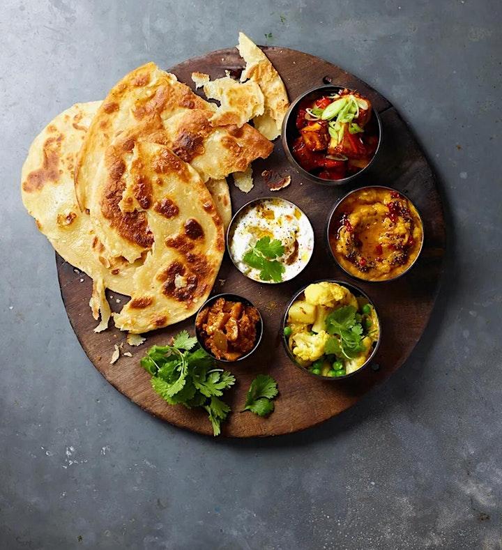 REfUSE Restaurant Night: Vegan Indian Thali image