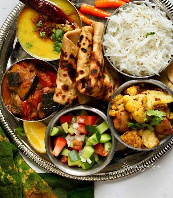 REfUSE Restaurant Night: Indian (meat free) image