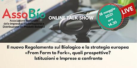 Online Talk Show biglietti