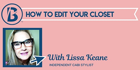 How to edit your closet (it's easier than you think) tickets