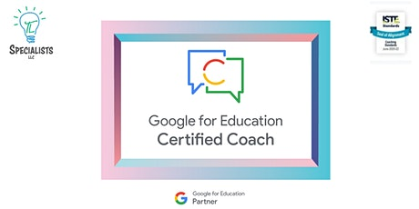 Webinar: Introduction to the Google for Education Certified Coach Program tickets