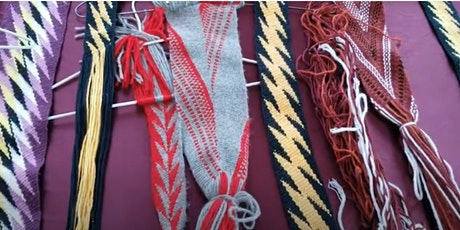 Fingerweaving Workshop with Marilyn Hill tickets