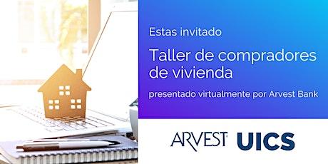Taller de Compradores de Vivienda Presentado por Arvest Bank boletos
