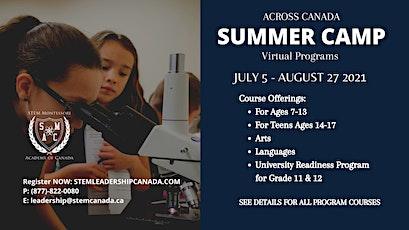 Summer Camp (Northwest Territories) tickets